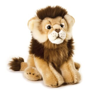 National Geographic Lion Plush