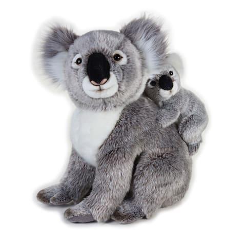 National Geographic Koala with Baby Plush