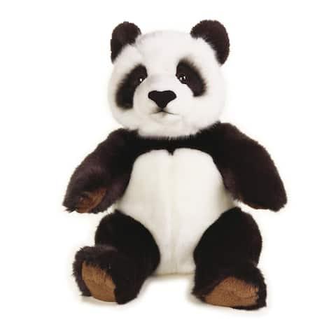 National Geographic Panda Bear Plush - Multi
