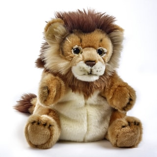 National Geographic Lion Hand Puppet