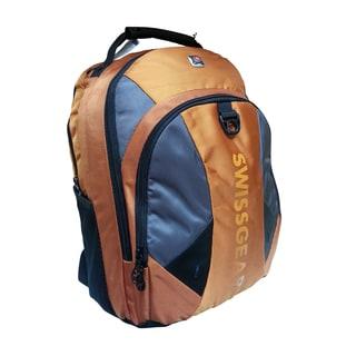 Swiss Gear Pulsar Orange Polyester 16-inch Laptop Backpack