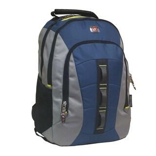 Swiss Gear Skyscraper Blue 16-inch Laptop Backpack