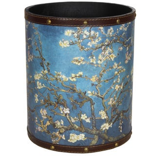 Van Gogh Autumn Blossom Waste Basket (China)