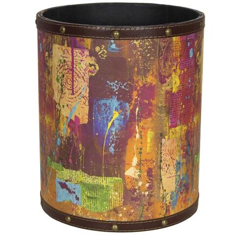 Handmade India by Gita Waste Basket (China)