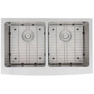 Stratus Rushmore 16-Gauge Stainless Steel 32-7/8 x 20-3/4 x 10 / 10 in. D Sink
