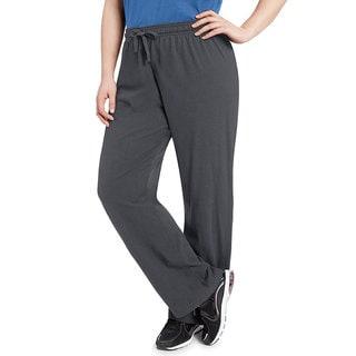 Champion Women's Plus-size Jersey Pants