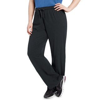 Champion Women's Plus-size Jersey Pants