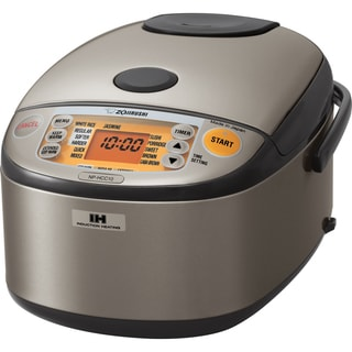 Zojirushi NP-HCC Induction Rice Cooker and Warmer