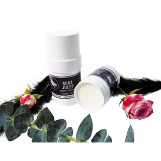 Mint Julep Natural Deodorant - Aluminum-Free - 24-Hour Protection by Karess Krafters Apothecary