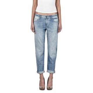 Hidden Light Slim Boyfriend Jeans