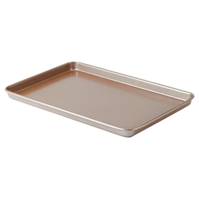 David Burke Kitchen Commerical Weight Medium Cookie Sheet...