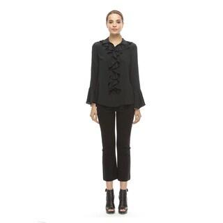 Walter Baker Women's Kacey Silk Top