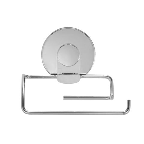 Everloc Xpressions Stainless Steel Wall Mount Toilet Roll Holder