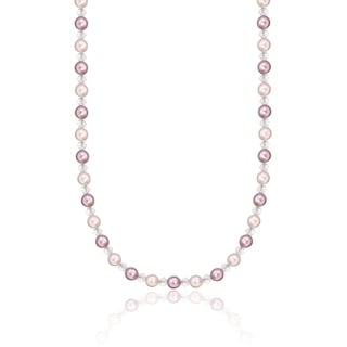 Crystal Dream Luxury Swarovski Pearl and Crystals Baby Girl Necklace
