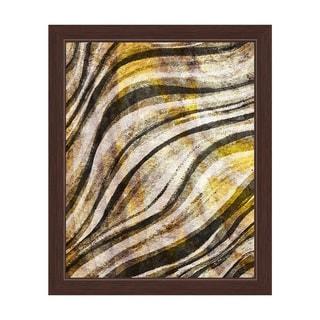 Geonix Beryl Framed Canvas Wall Art