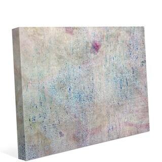 Azure Impression Wall Art on Canvas