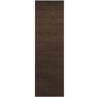 Herat Oriental Indo Hand-tufted Wool Runner (2' x 7')