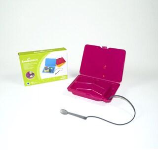ZoomSNACK Bento Style Fuchsia Snack Box