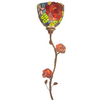 River of Goods Tiffany-style Rose Garden Stained-glass 35-inch High Cordless LED Wallchiere with Remote Control and Adapter|https://ak1.ostkcdn.com/images/products/12358241/P19185328.jpg?impolicy=medium
