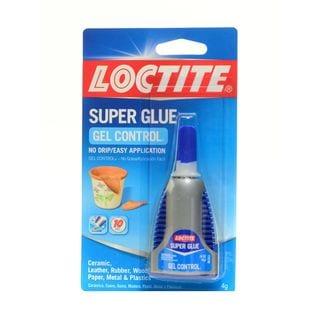 Super Glue Easy Squeeze Gel [Pack of 4]