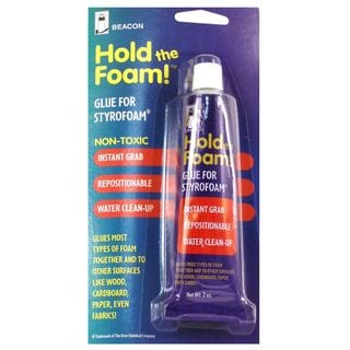 Hold The Foam Adhesive [Pack of 4]