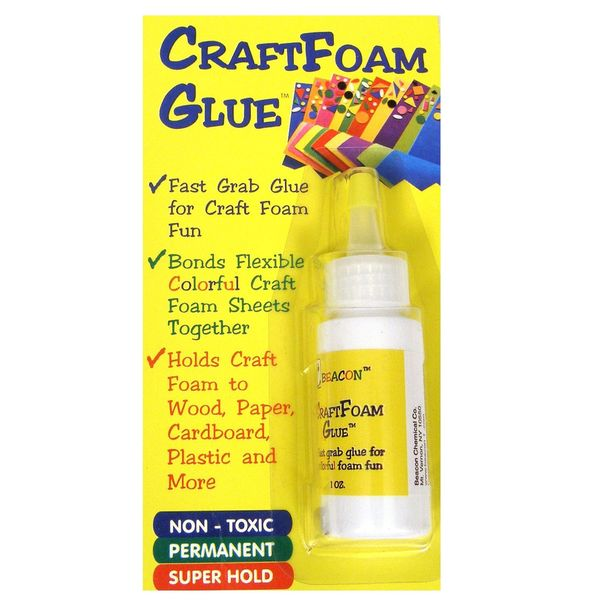 Shop Craft Foam Glue Pack Of 4 Free Shipping On Orders