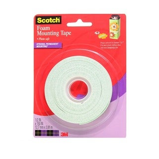 Foam Mounting Tape [Pack of 3]