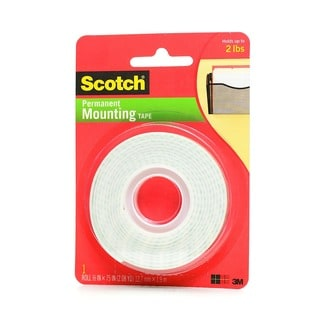 Foam Mounting Tape [Pack of 6]