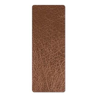 Sizzix Metallic Bronze 3-inch x 9-inch Leather Strip