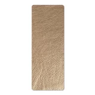 Sizzix Metallic Gold 3-inch x 9-inch Leather Strips