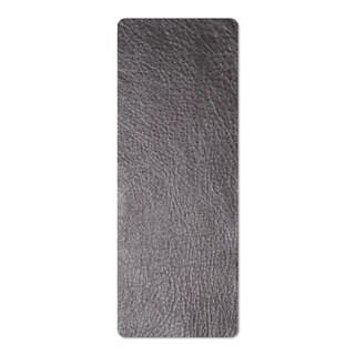 Sizzix 3-inch x 9-inch Leather (Cowhide) Metallic Gunmetal