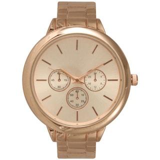Olivia Pratt Women's Cute Classic 3-dial Watch