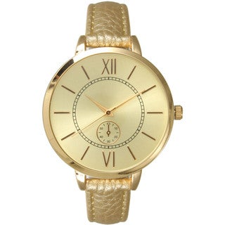 Olivia Pratt Women's Simple Elegant Watch