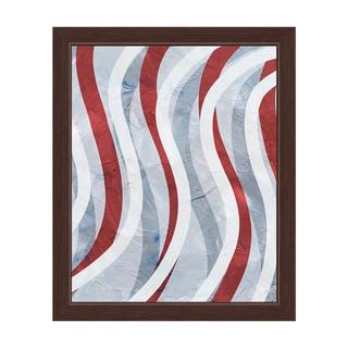 Sidewave Carol Framed Canvas Wall Art