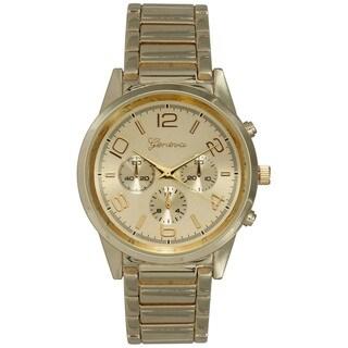Olivia Pratt Women's Basic Stainless Steel Stylish Watch (4 options available)