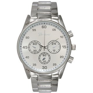 Olivia Pratt Women's Simple 3-dial Watch