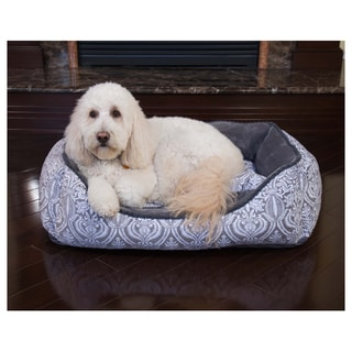 French Country Cuddler Pet Bed