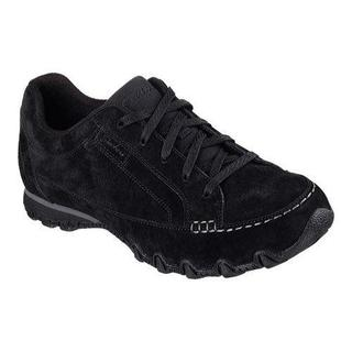 Women's Skechers Relaxed Fit Bikers Curbed Oxford Black