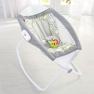 Fisher-Price Geo Meadow Newborn Rock 'n Play Sleeper