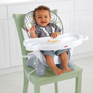 Fisher-Price Geo Meadow Space Saver High Chair