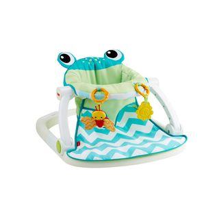 Fisher-Price Citrus Frog Sit-Me-Up Floor Seat