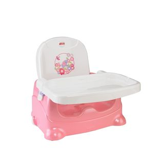 Fisher-Price Pretty in Pink Elephant Booster Seat