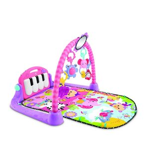 Fisher-Price Pink Kick and Play Piano Gym