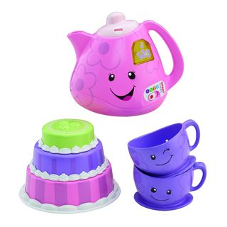 Fisher Price Laugh and Learn Smart Stages Tea Set