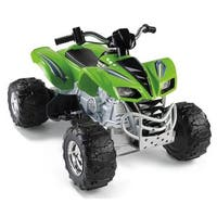 Fisher-Price Power Wheels Kawasaki KFX, Green