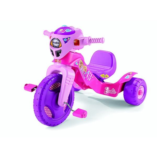 Fisher-Price Barbie Lights and Sounds Trike