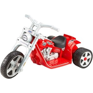 Fisher-Price Power Wheels Harley-Davidson Rocker