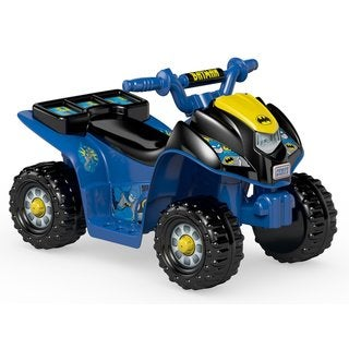 Fisher-Price Power Wheels Batman Lil' Quad