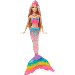 Mattel Barbie Rainbow Lights Mermaid Doll