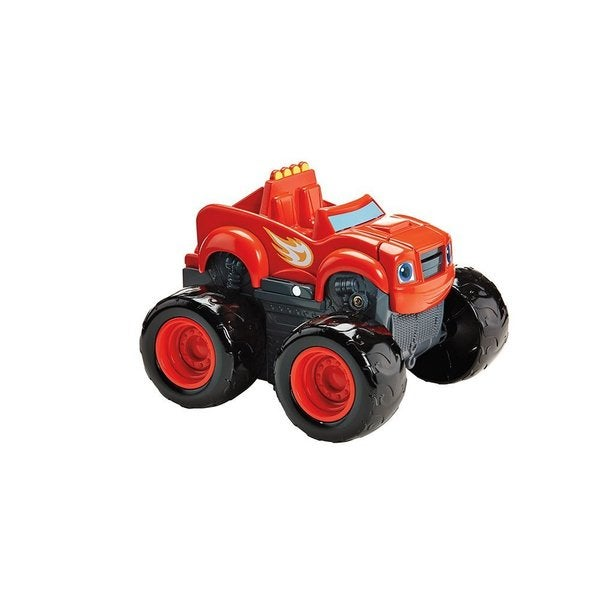 Fisher-Price Nickelodeon Blaze and the Monster Machines Transforming Fire Truck